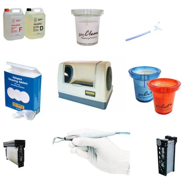 Velopex Zubehör und Ersatzteile
